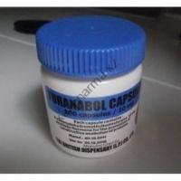 Turanabol (Туринабол) British Dispensary 100 таблеток (1таб 10 мг)