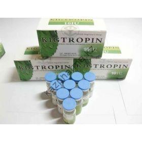 Гормон роста Kigtropin 10 флакон по 10 ед (370 мкг/IU)