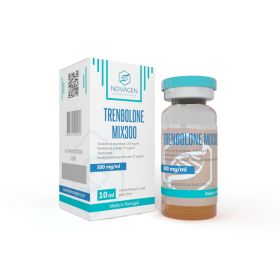 Три-Трен Novagen Trenbolone MIX300 флакон 10 мл (1мл 300мг)