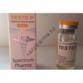Тестостерон Пропионат Spectrum Pharma балон 10 мл (100 мг/1 мл)