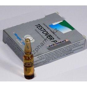 Тестовер П VERMODJE 5 ампул по 1мл (1амп 100 мг)