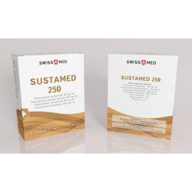 Сустанон Swiss Med Sustamed 250 10 ампул (250мг/1мл)